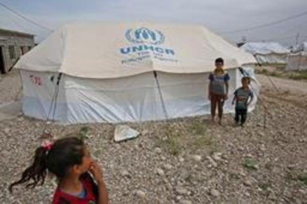 Verenigde Naties zoeken een nieuwe thuis voor 1,44 miljoen vluchtelingen