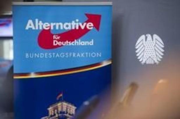 L'extrême droite allemande écope de fortes amendes pour financement illégal