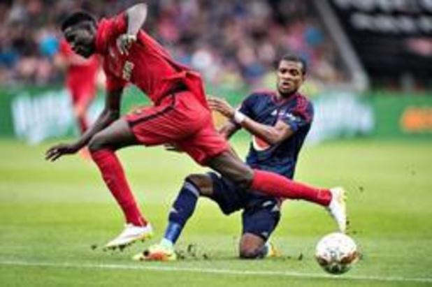 Jupiler Pro League - Genk stelt Nigeriaanse aanvaller Paul Onuachu voor