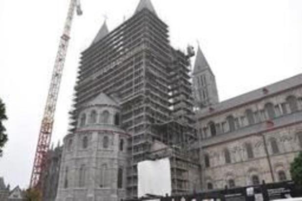La sécurité de la cathédrale Notre-Dame de Tournai sera à revoir