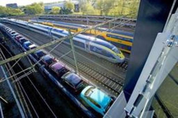 Nederlands actieplan voorziet meer en snellere treinen naar België