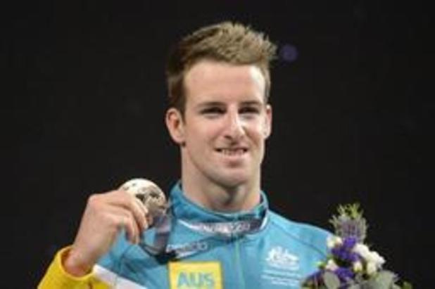Tweevoudig wereldkampioen James Magnussen zet punt achter zwemcarrière