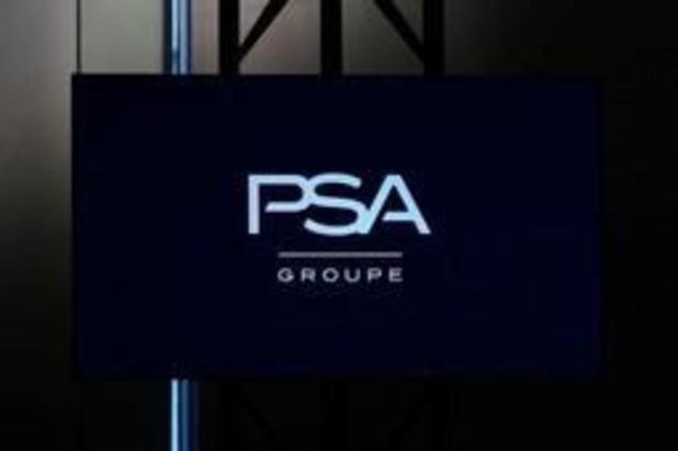 """PSA: rentabilité """"record"""" au premier semestre malgré la baisse des ventes"""