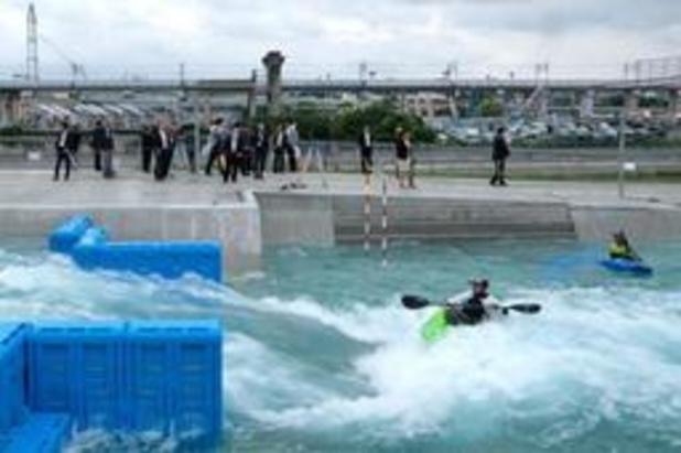 Mondiaux de descente de rivière en kayak pour espoirs et juniors - La Belgique en or dans l'épreuve par équipes