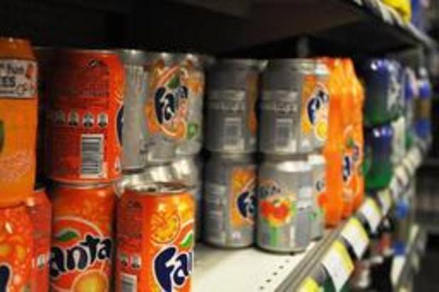 Les accises sur les sodas ont triplé en trois ans (PRESS)