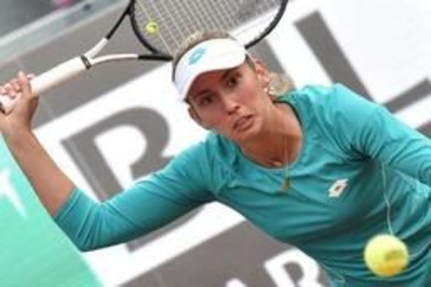 Elise Mertens geraakt niet voorbij Venus Williams in openingsronde