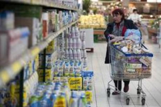 Belgische supermarkten verkochten melkproducten van mishandelde koeien