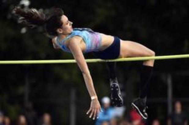 Claire Orcel springt WK-limiet op Franse kampioenschappen