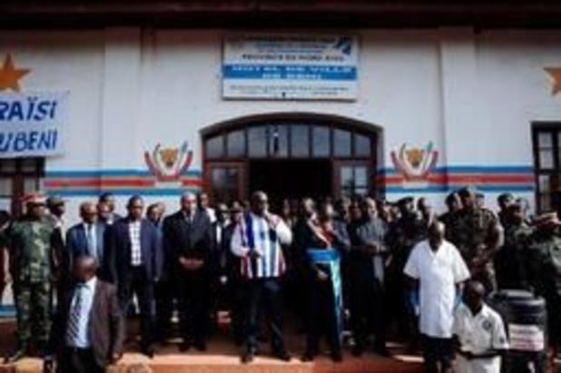 Naufrage en RDC: 13 morts, 114 disparus, deuil national décrété