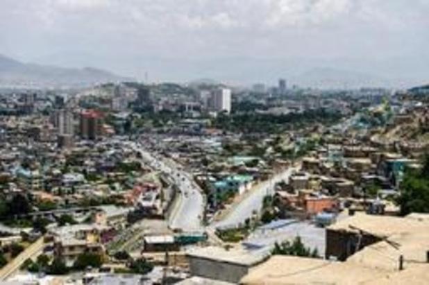 """Une attaque au centre de Kaboul fait des """"dizaines de blessés"""""""