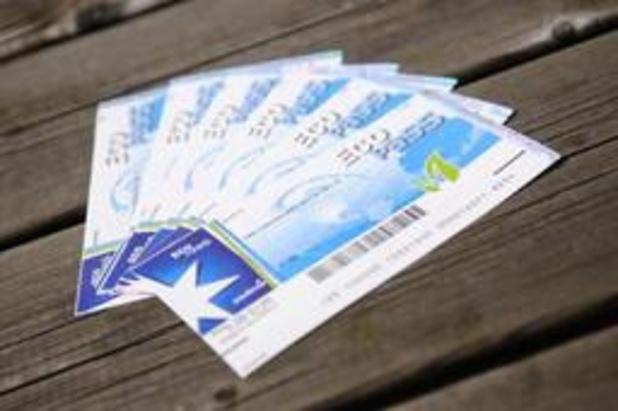 Pour chaque euro en écochèques dépensé, 1 kg de CO2 est économisé