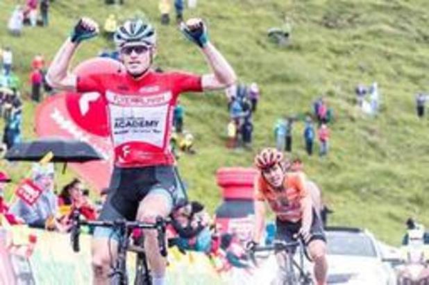 Tour de l'Utah - Ben Hermans de nouveau le meilleur dans la 3e étape