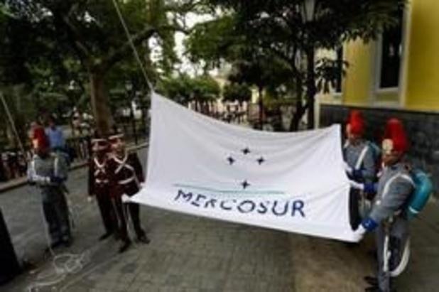 """Après 20 ans de discussions, accord """"historique"""" entre l'UE et le Mercosur"""