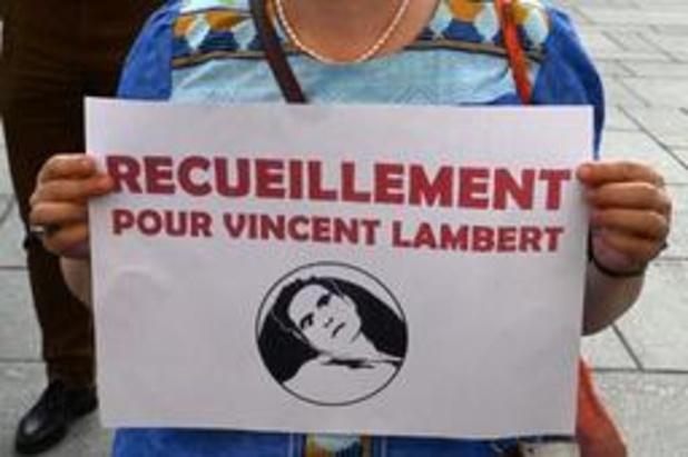 Le patient tétraplégique Vincent Lambert est décédé jeudi matin