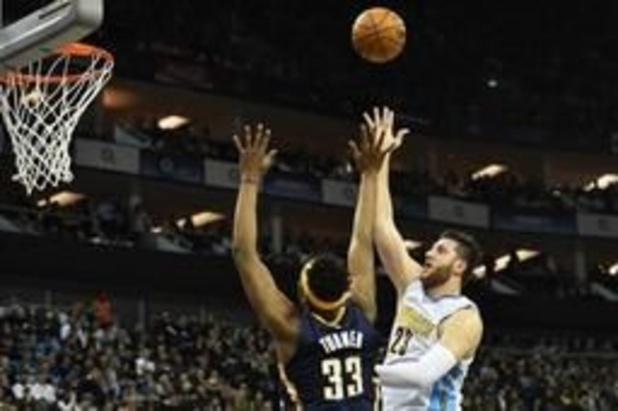 Portland mag naar NBA-play-offs maar verliest sterkhouder Nurkic