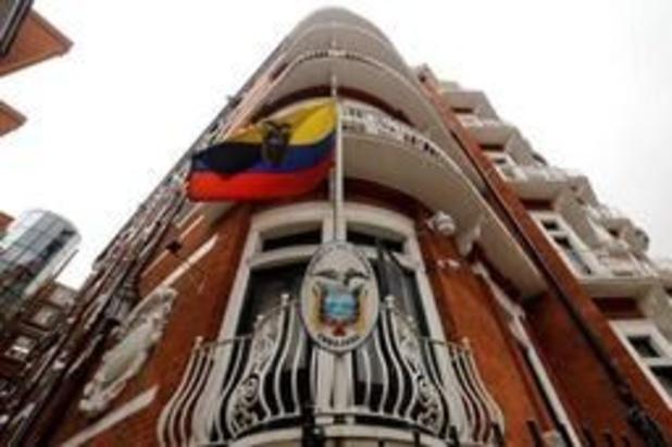 WikiLeaks accuse l'Equateur d'espionner Assange