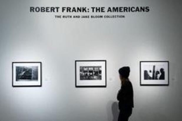 """""""Dichter van de fotografie"""" Robert Frank overleden"""