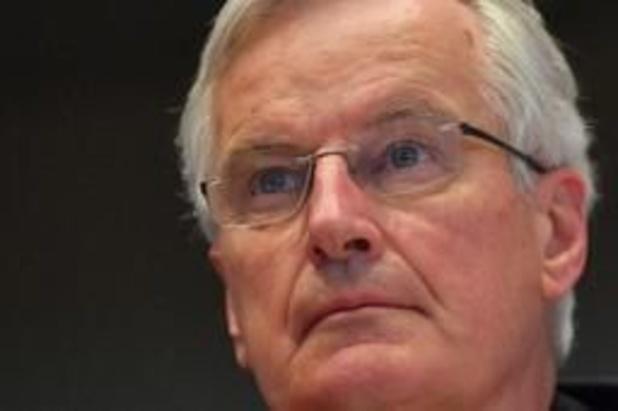 """Barnier: '""""No deal"""" steeds waarschijnlijker'"""