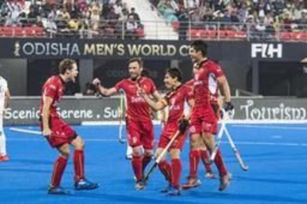 Hockey Pro League - Red Lions en Red Panthers komen woensdagavond in actie