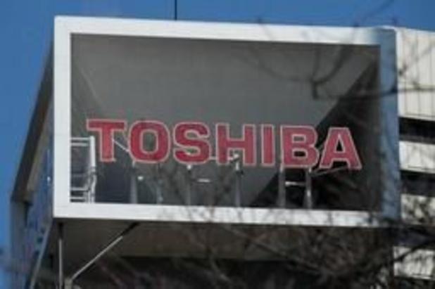 Toshiba annonce une perte nette de plus d'un milliard EUR au 1er trimestre