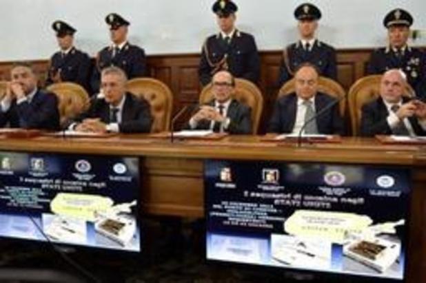 Politici en politieagent opgepakt bij operatie tegen 'Ndrangheta