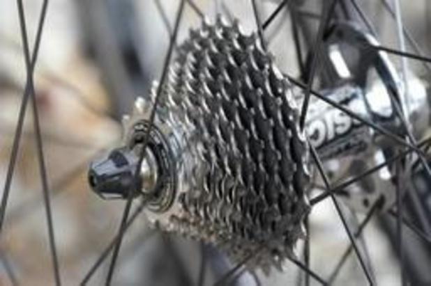 Euro de cyclisme: l'Ukrainien Andrii Ponomar succède à Remco Evenepoel chez les juniors