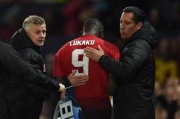 Les Belges à l'étranger - Deux penalties de Pogba permettent à Man U et Lukaku d'écarter West Ham