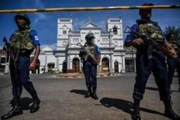 Explosies in Sri Lanka - Ook Frans slachtoffer, minstens vier Amerikanen gedood