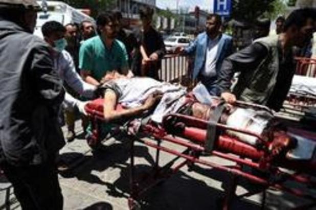 Meer dan 100 gewonden onder wie 50 kinderen bij aanval van taliban in Kaboel