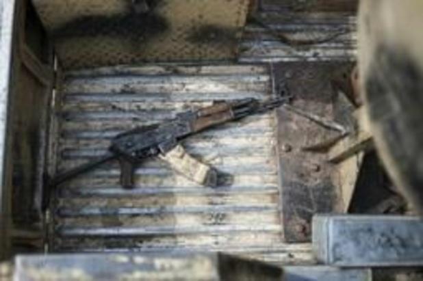 Politie ontdekt 160% meer illegale wapens dan in 2017