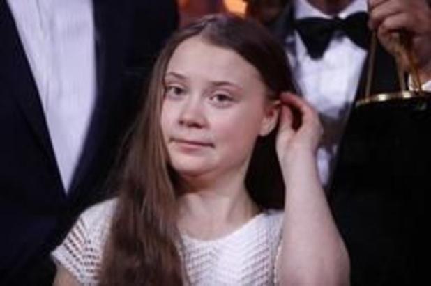 Greta Thunberg kondigt in aprilgrap aan te stoppen met acties