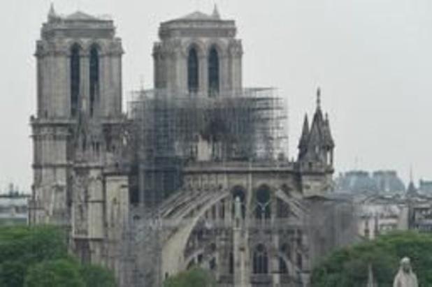 Al bijna 700 miljoen euro beloofd voor wederopbouw Notre-Dame