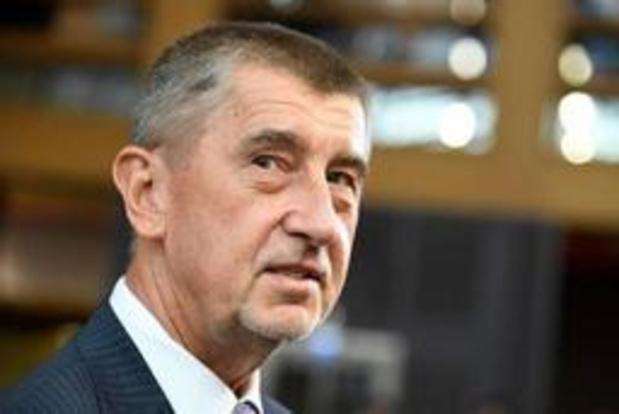 Les pays de Visegrad martèlent leur opposition au Néerlandais Frans Timmermans