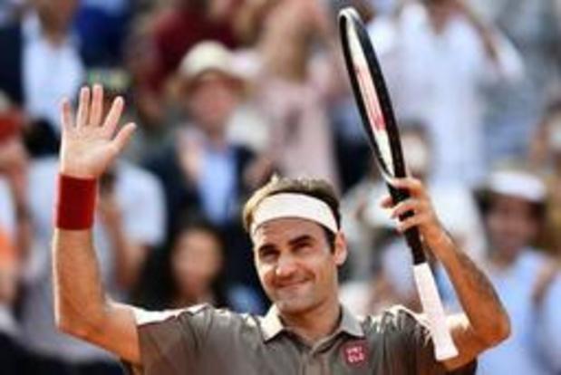 Federer se défait de son compatriote Wawrinka et retrouvera Nadal en demies
