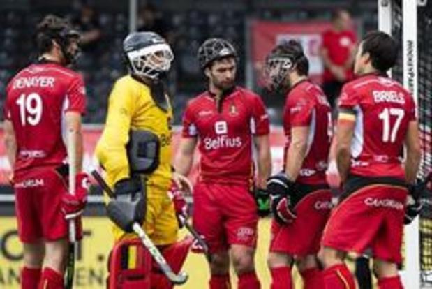 Hockey Pro League - Red Lions spelen woensdag tegen Australië met eerste plaats als inzet