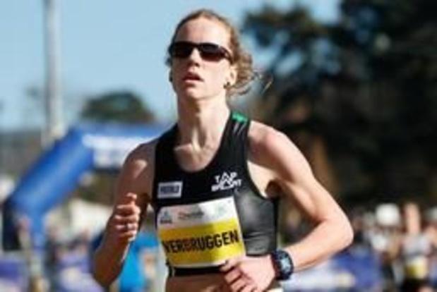 Hanne Verbruggen neemt duik onder 2u40 bij marathondebuut in Düsseldorf