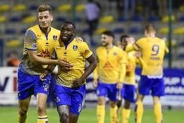 Jupiler Pro League - Sterk Union legt Cercle Brugge over de knie