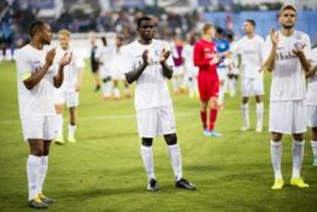 AA Gent ontmoet AEK Larnaca in derde voorronde Europa League