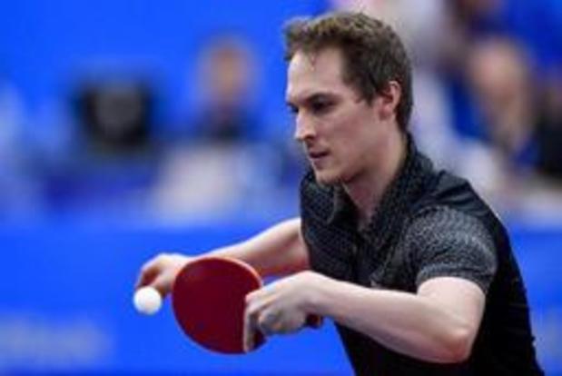 ITTF Challenge Series - Cédric Nuytinck en demi-finales de l'Open du Nigeria, Lisa Lung battue en finale en U21