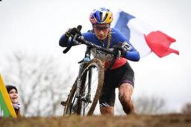 WK mountainbike - Ferrand-Prévot verovert tweede wereldtitel