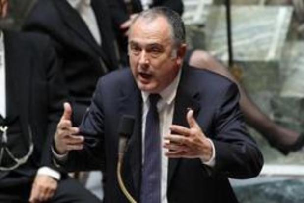 Intempéries en Rhône-Alpes: l'état de catastrophe naturelle sera pris dans les deux jours