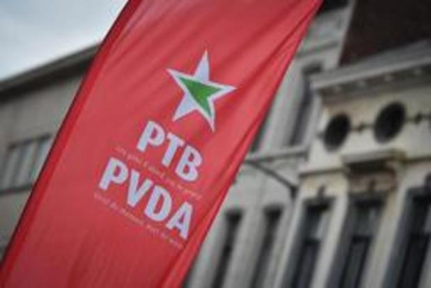 """L'entrée du PTB au Parlement européen constitue un """"résultat historique"""""""