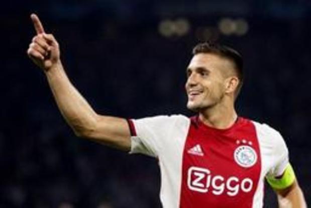 Ligue des Champions - L'Ajax Amsterdam et le Slavia Prague rejoignent les poules de la Ligue des Champions