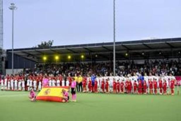 L'Espagne partage 2-2 avec l'Angleterre et offre la 1re place du groupe aux Red Lions
