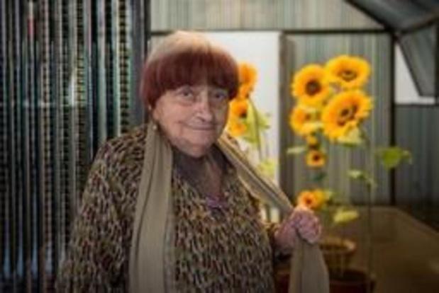Décès d'Agnès Varda: la Ville de Bruxelles ouvre un registre de condoléances