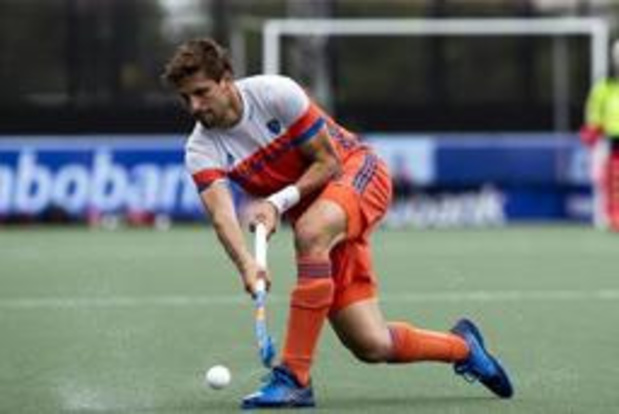 Les Pays-Bas s'emparent de la 3e place en battant la Grande-Bretagne 5-3