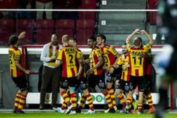 Jupiler Pro League - KV Mechelen blijft bovenin meedraaien na winst tegen Cercle