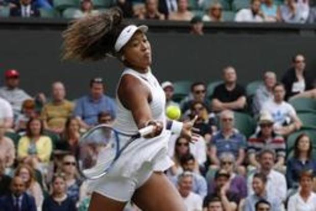 WTA Toronto - Naomi Osaka opnieuw nummer een van de wereld
