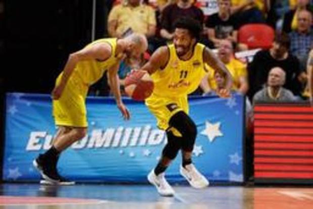 EuroMillions Basketball League - Ostende décroche son 20e titre national, le 8e consécutif