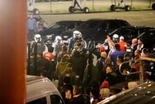 Anderlecht reageert met verbijstering op vandalisme van fans